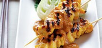 Satay Chicken